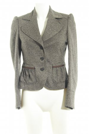 Esprit Sweatblazer graubraun Business-Look