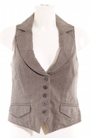 Esprit Sweat Blazer light brown-oatmeal flecked country style