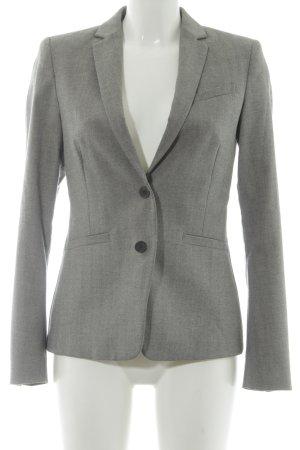 Esprit Sweatblazer hellgrau Business-Look