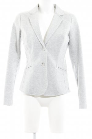 Esprit Sweat Blazer light grey flecked casual look