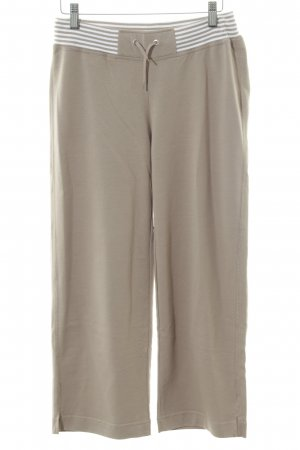 Esprit Pantalone fitness crema stile semplice