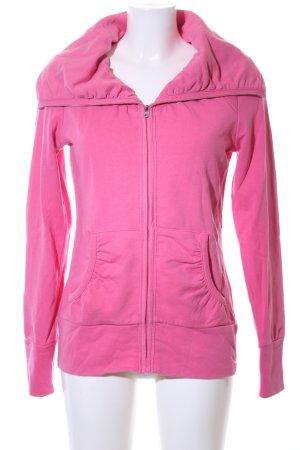Esprit Sweat Jacket pink casual look