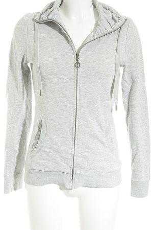 Esprit Sweatjacke grau schlichter Stil