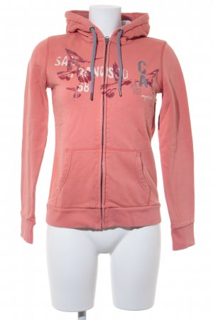 Esprit Sweatjacke Motivdruck Casual-Look