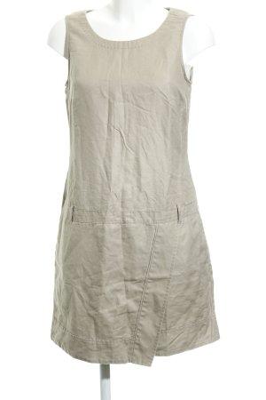 Esprit Sweat Dress beige classic style