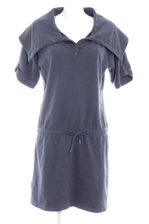 Esprit Sweatkleid graublau Casual-Look