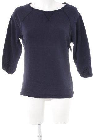 Esprit Sweatshirt dunkelblau Casual-Look