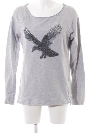 Esprit Sweatshirt gris clair style décontracté