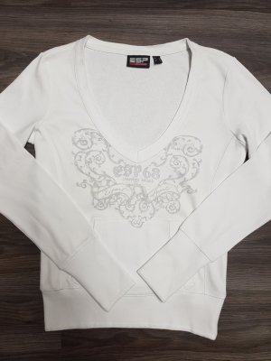 de.corp by Esprit Sweat Shirt white