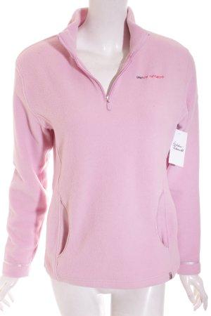 Esprit Sweatshirt rosé sportlicher Stil