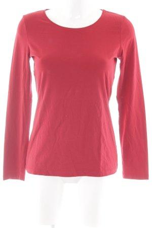 Esprit Sweatshirt rot sportlicher Stil