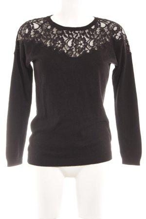 Esprit Sweatshirt schwarz Casual-Look