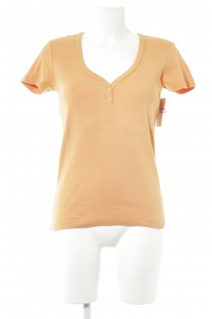 Esprit T-Shirt apricot Casual-Look
