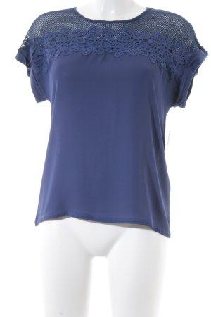 Esprit T-Shirt blau Elegant