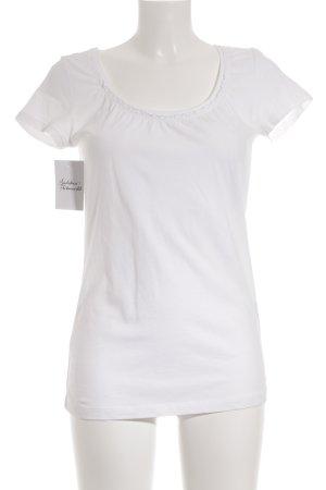 Esprit T-Shirt creme sportlicher Stil