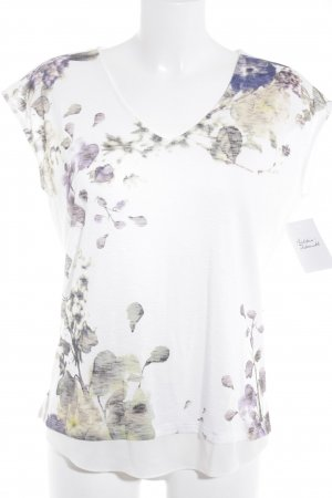 Esprit T-Shirt florales Muster Casual-Look