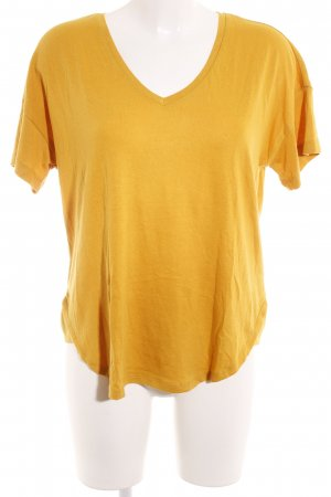 Esprit T-Shirt goldorange Casual-Look