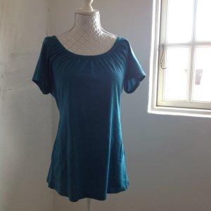 Esprit T-Shirt Gr. L türkis
