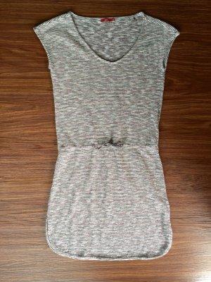 Esprit T-Shirt-Kleid fein gestreift Lurex NEU Casual Look