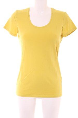 Esprit T-Shirt limettengelb sportlicher Stil