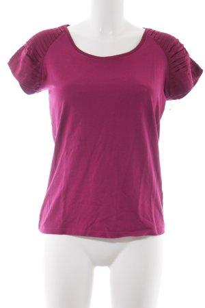Esprit T-Shirt magenta Elegant
