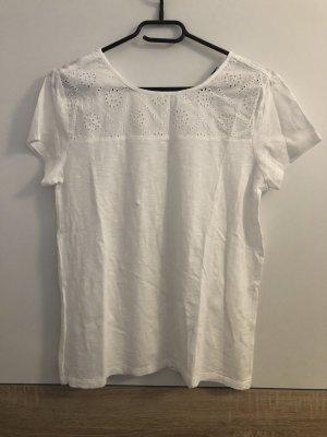 Esprit T-Shirt mit schönem Kragen