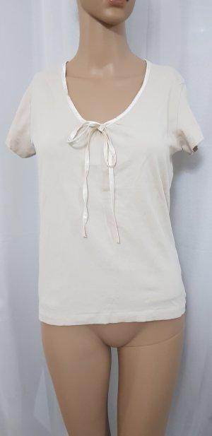 Esprit Camiseta beige claro