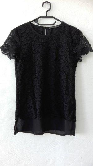 Esprit Camisa tipo túnica negro