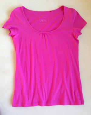 ESPRIT T-Shirt, Shirt pink Gr. XS