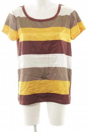 Esprit T-shirt motif rayé style décontracté