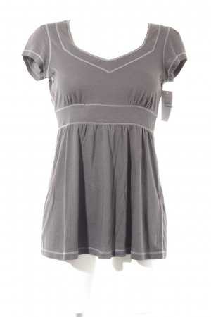 Esprit T-Shirt taupe Casual-Look