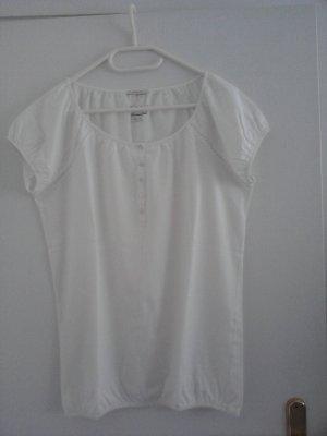 Esprit T-Shirt wollweiß