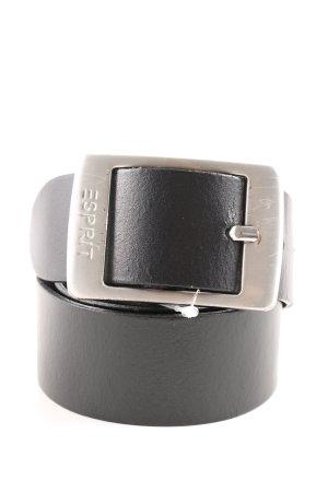 Esprit Tailleriem lichtgrijs zakelijke stijl