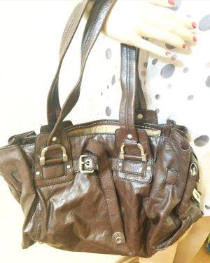 Esprit Tasche braun Handtasche shopper