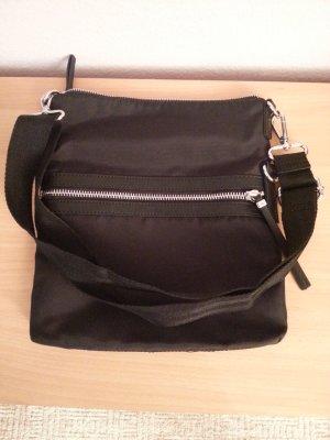 Esprit Crossbody bag black synthetic fibre