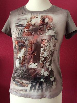 Esprit taupefarbenes Shirt