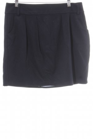 Esprit Circle Skirt dark blue casual look