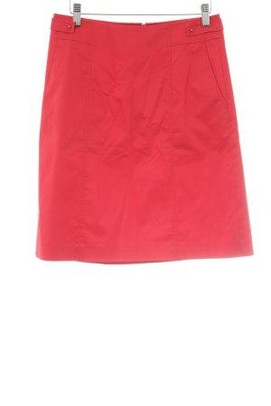Esprit Falda circular rojo look casual