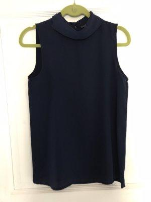 Esprit Top Bluse blau Gr. 36
