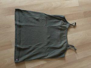 Esprit Top Shirt Sports Gr. 38 Khaki