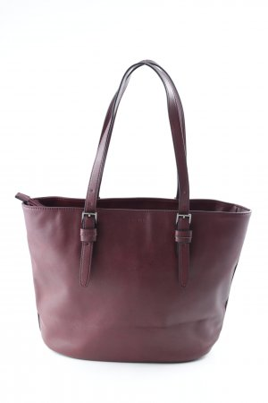Esprit Tote dark red casual look