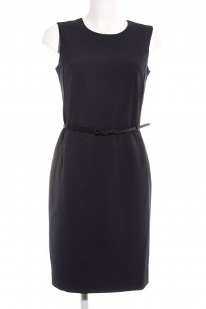 Esprit Trägerkleid dunkelblau Business-Look