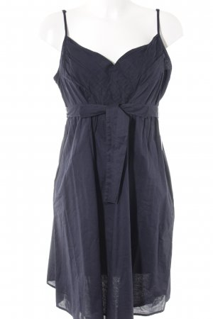 Esprit Trägerkleid dunkelblau Casual-Look