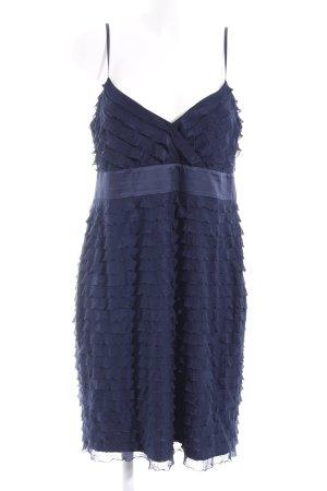 Esprit Trägerkleid dunkelblau Party-Look