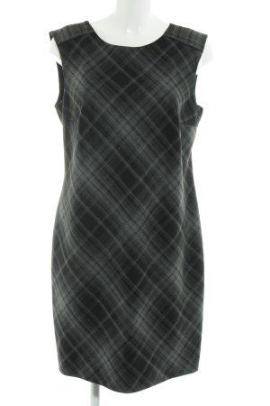Esprit Trägerkleid dunkelgrau-grau Glencheckmuster Elegant