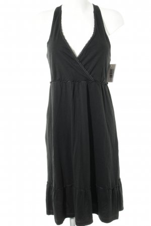 Esprit Trägerkleid dunkelgrün Gypsy-Look