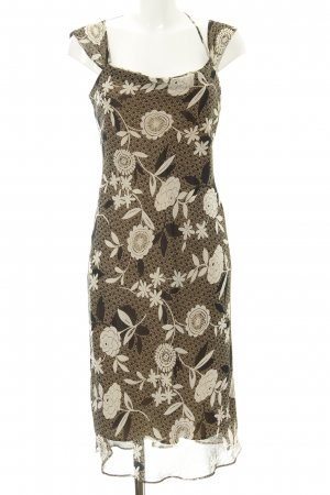 Esprit Trägerkleid florales Muster klassischer Stil
