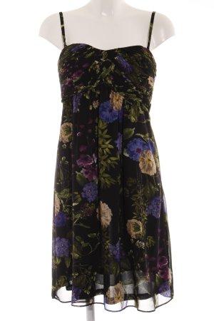 Esprit Trägerkleid florales Muster Romantik-Look
