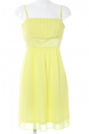 Esprit Trägerkleid gelb Elegant