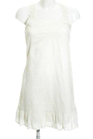 Esprit Trägerkleid hellgelb Elegant